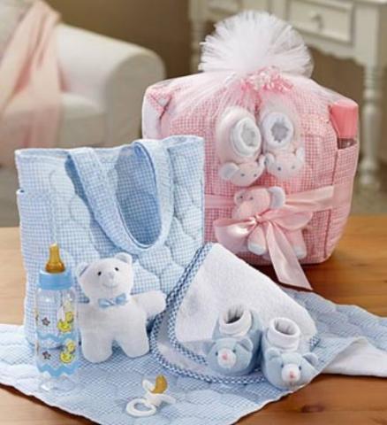 Вещи и предметы для новорожденных своими руками